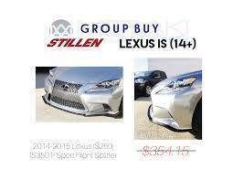 lexus sc300 for sale in michigan group buy stillen front lip rear diffuser clublexus lexus