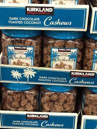 costco 1039064 kirkland signature chocolate cashews all
