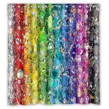 Unique Shower Curtains 25 Cool Unique Shower Curtains Can Even Make Cold Showers The Best