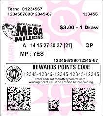 Mega Millions Payout Table Maryland Lottery Gamesmega Millions Www Mdlottery Com