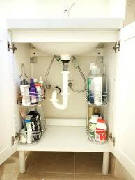 bathroom small storage ideas ikea chest simple white design brown