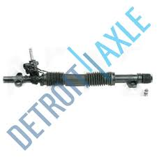 complete power steering rack and pinion assembly for 2001 2005