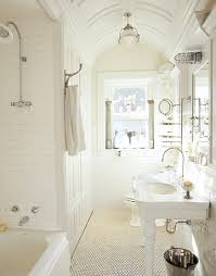 bloombety small vintage master bath tile ideas master bath tile