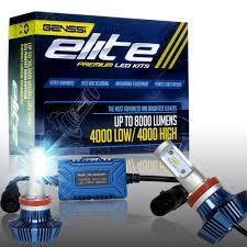 led headlight kit for volvo 04 17 vn vnl vnm truck 200 300 430 630