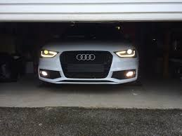 audi a4 b8 grill upgrade rs4 grille arrived a4 s line b8 5 audi sport