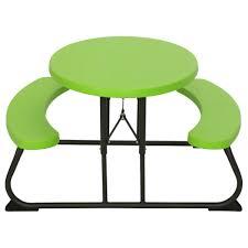 Lifetime Folding Picnic Table Lifetime 60132 24 13 16