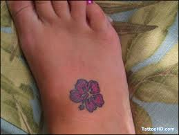 1887tattoos hibiscus tattoos