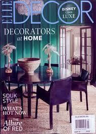 elle home decor elle decoration usa magazine subscription buy at newsstand co uk