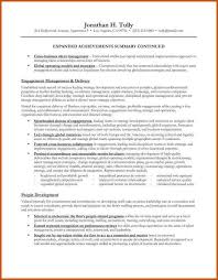 Resume Achievement Examples by Accomplishments Examples Sop Example