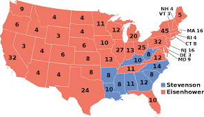 united states presidential election 1952 wikipedia