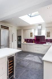 solent kitchen design 12 best painted in frame kitchen with aubergine splashbacks