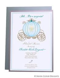cinderella wedding invitations cinderella shower bridal shower invitations bridal shower