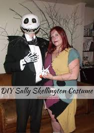 skellington costume diy sally skellington costume nightmare before christmas costume