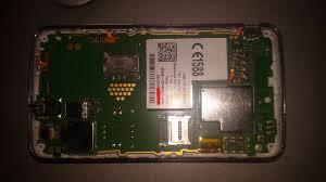 عدم التعرف النهائي الحاسوب لهاتف alcatel one touch 4010x