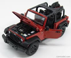 jeep willys white 1 18 scale 2014 jeep wrangler willys wheeler version