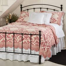 Ideas For Toile Quilt Design Fresh Toile Bedding Canada 18711 Bedroom Pinterest