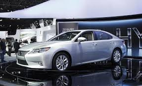 lexus es300h test 2016 toyota prius two eco test review car and driver updated 2016