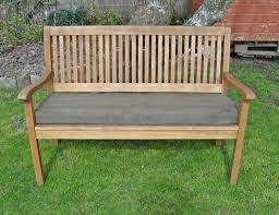 5ft Garden Bench Garden Bench Cushions From Pnh Uk Supplier Of Vet Bed Cushions