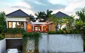 desain villa jasa arsitek desain rumah villa mewah