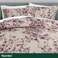 Carlingdale Duvet Cover Fairview Bamboo Cotton Duvet Cover Set Qe Home