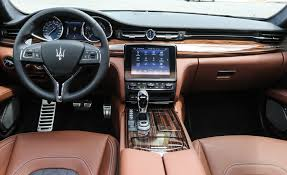 2013 maserati granturismo interior 2017 maserati quattroporte cars exclusive videos and photos updates