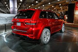 2018 jeep grand cherokee limited the 2018 jeep grand cherokee trackhawk is an suv that runs 11