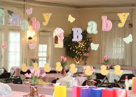 Simple Baby Shower Ideas by Places For A Baby Shower Sorepointrecords