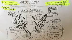 United States Map Mountains And Rivers by South America Coloring Map Of Countries Maybe Use For Jr High To
