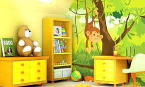 chambre jungle deco theme jungle chambre jungle theme decoration at home