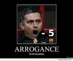 Mourinho Meme - missed barcelona madrid ask mourinho by ben meme center