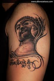 48 most amazing gautama buddha tattoos for arm