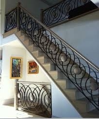 Stair Railings And Banisters Best 25 Diy Interior Stair Railing Ideas On Pinterest Staircase