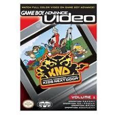 buy gba video codename kids door volume 1 gameboy