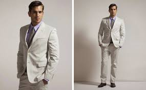 linen clothes for wedding wedding formalwear for your groom khaki linen suit
