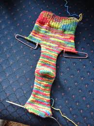 free two needle socks knit pattern killer crafts u0026 crafty