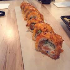 cuisine pirate pirate roll picture of le modern japanese cuisine markham