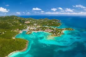 St Thomas Virgin Islands Map Discover The Windward Leeward Islands