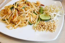 cuisine thailandaise traditionnelle pad remuer la thaïlande traditionnelle de la cuisine