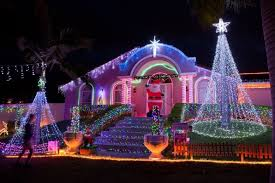 tulsa christmas light tours christmas holiday light yard display best streets in brisbane for