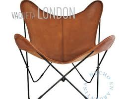 leather chair etsy