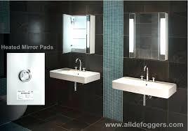 bathroom heated mirrors heated mirror bathroom juracka info