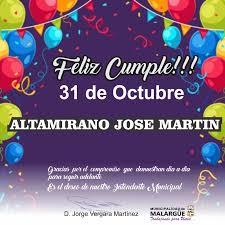 imagenes feliz octubre feliz cumple 31 de octubre municipalidad de malargüe