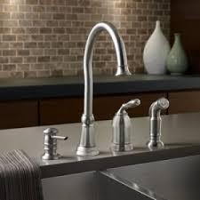 moen high arc kitchen faucet moen spot resist finish keeps fingerprints off your faucets