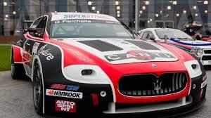 maserati coupe 2012 maserati granturismo mc gt3 launched