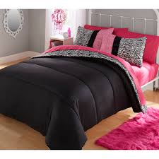 Home Design Bedding Your Zone Zebra Bedding Comforter Set Walmart With Comforter Set