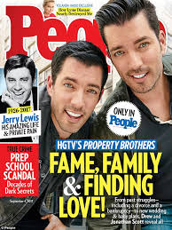 Property Brothers Cast Property Brothers Jonathan And Drew Scott Dish About Love Daily