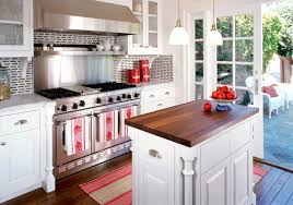 tiny kitchen island home design