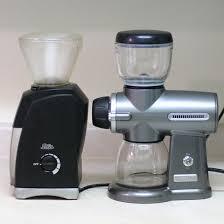 Kitchenaid Burr Coffee Grinder Review Coffeegeek Kitchenaid Proline Grinder First Look