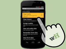 18 ways clear your browser u0027s cache wikihow