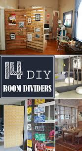 DIY Creative Room Divider Ideas  Home Decor And More - Bedroom dividers ideas